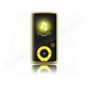 TBD Lecteur MP3 BRIGMTON BPA-81-Y 1.8 Pouces 8 GB Jaune