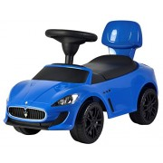 Toyhouse Maserati GranCabrio MC Push Car, Blue