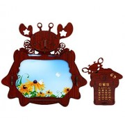 Constellation Photo Frame 3 D Woodedn Puzzles Picture Frames Puzzle C Cancer