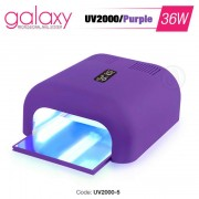 GALAXY UV Lampa 36W - Purple
