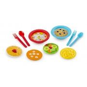 Melissa Doug Create-A-Meal Fill Em Up Bowls Toy