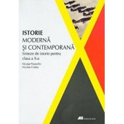 Istorie moderna si contemporana. Sinteze de istorie pentru clasa a X-a/Niculae Paraschiv, Niculae Cristea