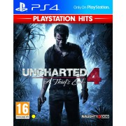 Игра Uncharted 4: A Thief's End за PS4