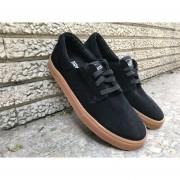 Arrow Negro Gum Tenis Hombre Skate Rid Zapatos Moda