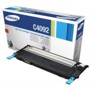 Samsung Clt-C4092s/els, Cyan Laser Toner, Original