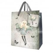 Ajándékzacskó kicsi - Eclectic - Miss Butterfly - 214EC2