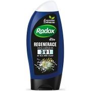 RADOX Men Feel Stimulated 2 az 1-ben naranccsal és teafával 250 ml