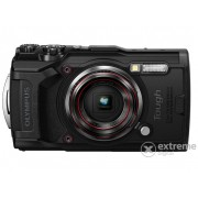Olympus TG-6 fotoaparat, crna