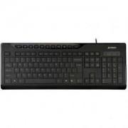 Клавиатура - A4 KD-800 X-SLIM BLACK USB