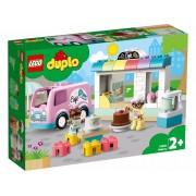 Lego Конструктор Lego Duplo Пекарня 46 дет. 10928