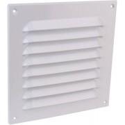Grilaj de protectie din aluminiu 200 x 200, alb