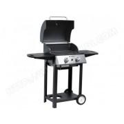 TRISTAR Barbecue à gaz inox 2 feux 7300W BQ6315