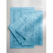 Cawö Keerbare badmat ca. 70x120cm Cawö blauw