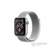 Apple Watch Series 4 GPS, 44mm, srebrni sa sportskim remenom