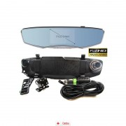 Camera Auto Oglinda Offroad Full HD SM010 + Car Triple