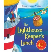 The Lighthouse Keeper's Lunch (40th Anniversary Ed ition) by Ronda Armitage