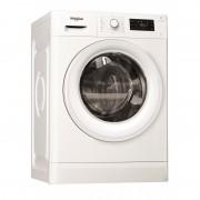 Masina de spalat rufe Whirlpool FreshCare+ FWSG61253W EU, 6th Sense, 6 kg, 1200 rpm, Clasa A+++, Display, Slim, Alb