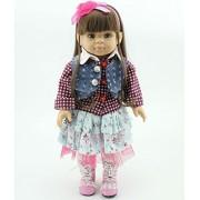Reborn Girl doll Journey Girl Dollie& Me Fashion Doll Toys for Girls Birthday Gift