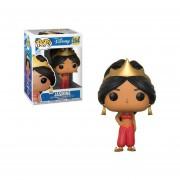 Funko Pop Jasmine De Aladdin Vestido Rojo Disney