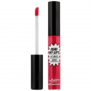 theBalm Cosmetics Read My Lips Lip Gloss Infused With Ginseng HUBBA HUBBA!