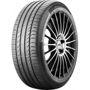 Continental ContiSportContact™ 5 255/45R17 98W * RFT FR
