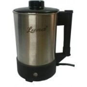 Luna LU001 Multi Purpose Heating Jug / Cup Stainless Steel 1.00 L Electric Kettle(1 L, Steel Black)