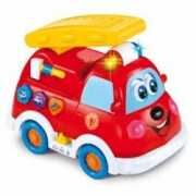 Jucarie interactiva Baby Mix Camionul Vesel