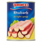 PRINCES RABARBARO IN SCIROPPO 540G