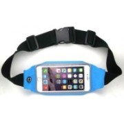 """Blue Birds Good Look And Cool Sports Water Proof Waist Bag Can Hold Mobile Up to 6"""", Keys, Money, Light Weight and Adjustable Free Size SY4 Adjustable Belt(Multicolor)"""