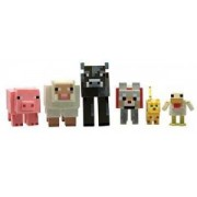 Set 6 animale Minecraft