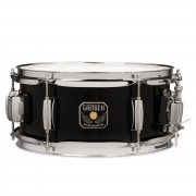 """Gretsch Mighty Mini Snare 12""""x5,5"""", Black, incl. GTS Mount"""