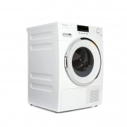 Miele T1 - WhiteEdition TMG840WP Condenser Dryer with Heat Pump Technology