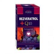Vita crystal rezveratol+q10 kapszula 30db