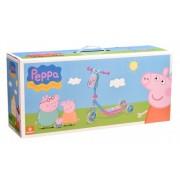 Trotineta copii 3 roti Mondo Peppa Pig
