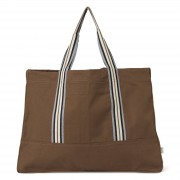 Striped Weekend Bag Ferm Living