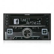 Alpine CDE-W296BT Ricevitore multimediale per auto Nero 200 W Bluetooth
