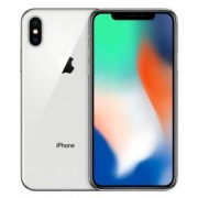Apple iPhone X 256GB Silver CZ