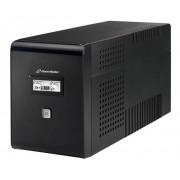 BlueWalker PowerWalker VI 1500 LCD 1500VA 4AC outlet(s) Torre Nero gruppo di continuità (UPS)
