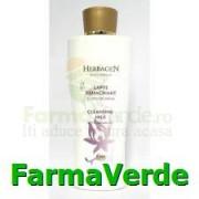 Lapte demachiant cu Ulei de Argan 200ml Herbagen Genmar