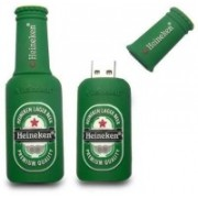 Storme Beer Bottle 8 GB Pen Drive(Green)