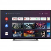 Toshiba 50UA3A63DG Televizor Smart LED 127 cm Ultra HD TV WiFi CI+ Negru