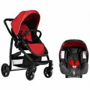 Детска Количка със столче за кола, Evo Chilli, Graco, 9431820541