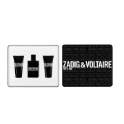 Zadig & Voltaire This Is Him-EDT 50ml + 2 x Shower Gel 50ml за мъже