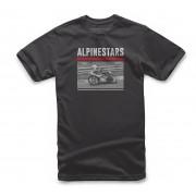 Alpinestars Recorded Tee T-Shirt Svart 2XL