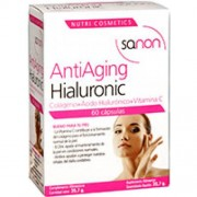 Sanon nutricosmetica antiaging hialuronic, 60 un