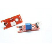 WillBest 100PCS KY-038 4pin Mini Voice Sound Detection Sensor Module Microphone Transmitter for arduino DIY KY038
