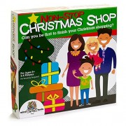 Non-Stop Shopping Game - A Fun & Educational Games for Children -Family Board Game For Kids 5 And Up - Ideal For Teaching Children About Social Relationships -Guess Who Will Have All Gifts First