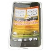 Силиконов гръб ТПУ за HTC Desire 600 Бял