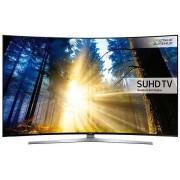 "Televizor LED Samsung 165 cm (65"") UE65KS9502, Ultra HD 4K, Smart TV, Ecran curbat, WiFi, CI+ + Cartela SIM Orange PrePay, 6 euro credit, 6 GB internet 4G, 2,000 minute nationale si internationale fix sau SMS nationale din care 300 minute/SMS internationa"