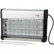 Lunartec UV-Insektenvernichter IV-520 mit austauschbarer UV-Röhre, 23 Watt
